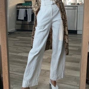 H&M corduroy wide leg pant